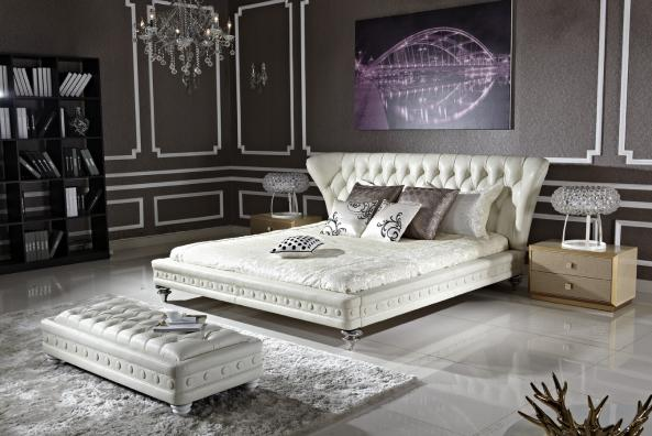 Meubles lit 1191 montr al lits lit 1191 meubles for Lit design montreal