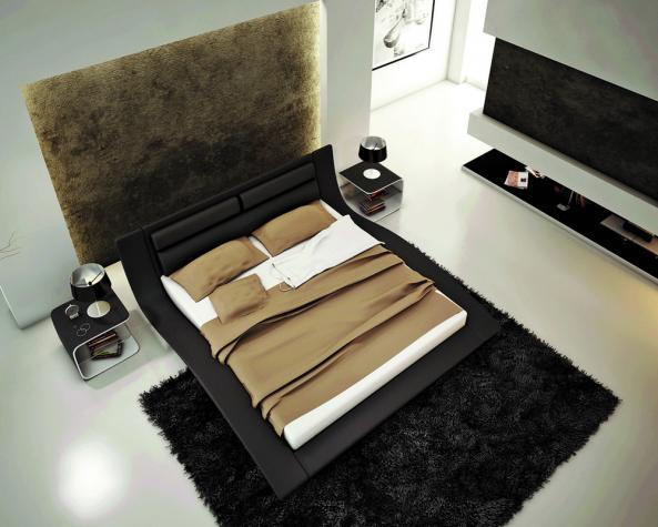 Meubles lit j212 montr al lits lit j212 meubles for Lit design montreal
