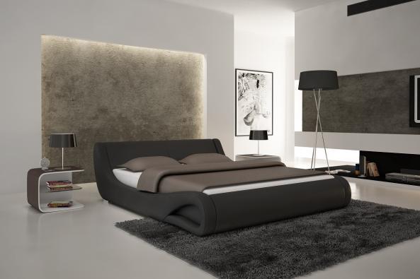 Meubles lit s615 montr al lits lit s615 meubles for Lit design montreal
