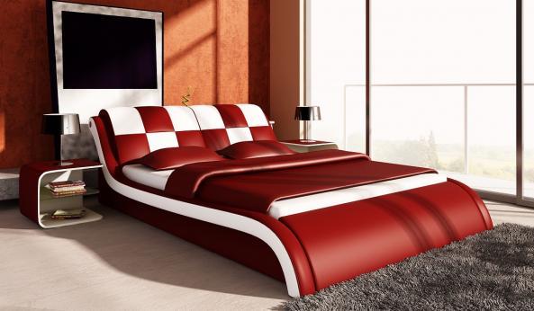 Meubles lit s613 montr al lits lit s613 meubles for Lit design montreal