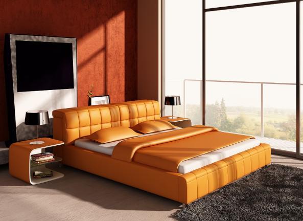 Meubles lit s612 montr al lits lit s612 meubles for Lit design montreal