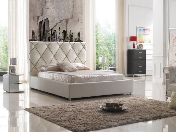 Meubles lit c620 montr al lits lit c620 meubles for Lit design montreal