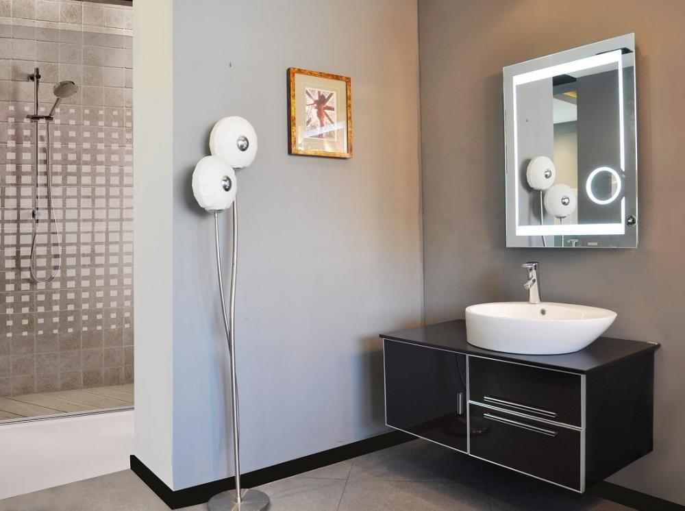 Meubles auro montr al miroir led auro meubles montr al for Miroir montreal
