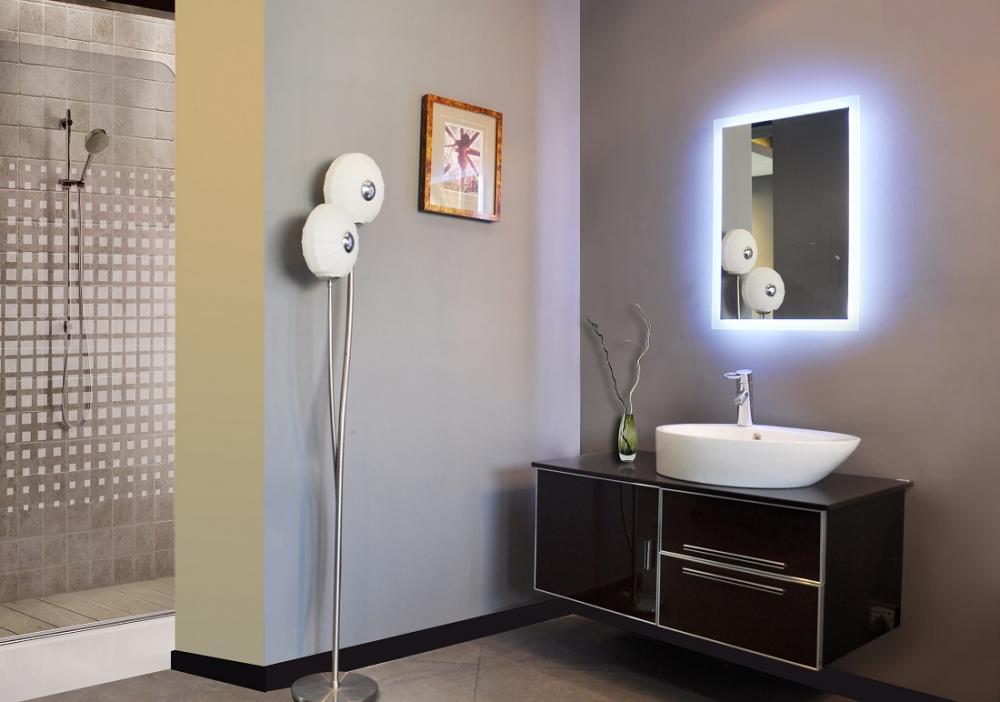 Meubles backlit montr al miroir led backlit meubles for Liquidation salle de bain montreal