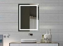 Miroir Led rectangle 76040036