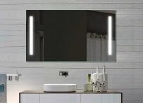 Miroir Led retangle très grand 76080016
