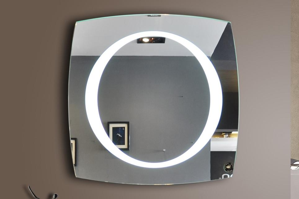 Meubles halo montr al miroir led halo meubles montr al for Miroir montreal