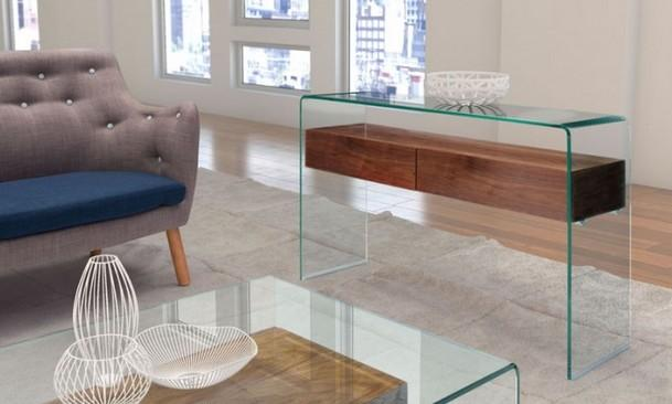 Meubles table console 986404067 montr al table console for Financement meuble montreal