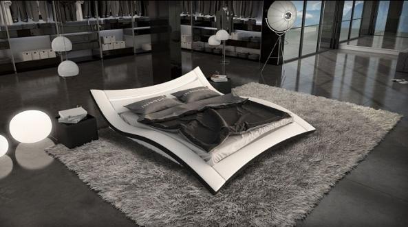 Meubles lit j226 montr al lits lit j226 meubles for Lit design montreal