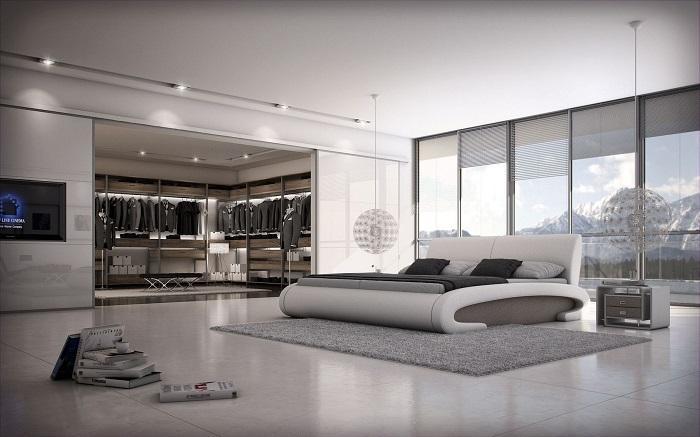 Meubles lit j220 montr al lits lit j220 meubles for Meuble lit montreal