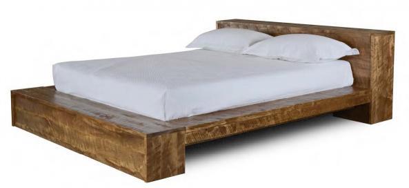 Meubles dldmon en d mo montr al lit bois dldmon en for Lit design montreal