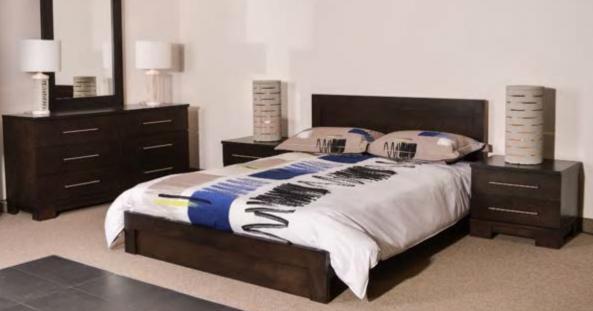 Meubles dldand montr al lit bois dldand meubles for Lit design montreal