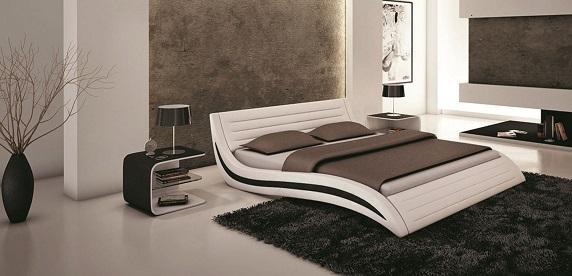 Meubles lit j213 montr al lits lit j213 meubles for Lit design montreal