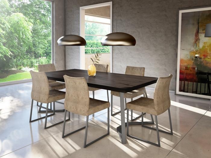 Meubles gen107 montr al table d ner gen107 meubles for Meuble bar montreal