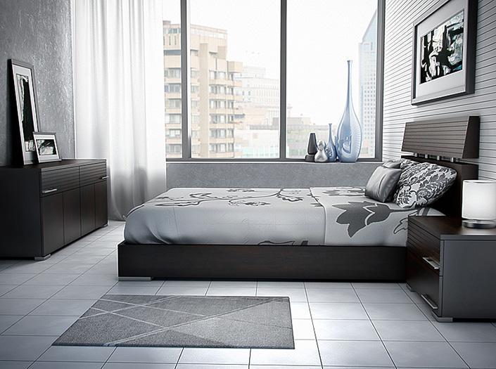 Meubles lin1160 montr al lit bois lin1160 meubles for Matelas liquidation longueuil
